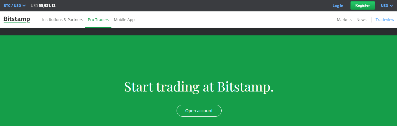 Bitstamp Review - Trading