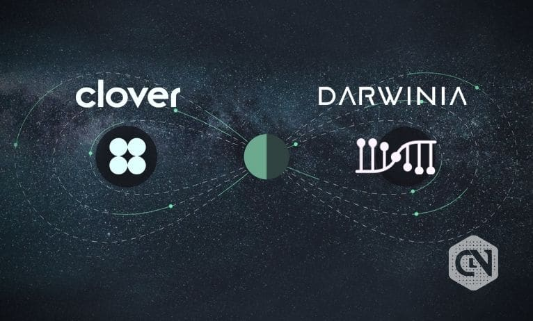 Clover Finance Partners with Darwinia Network