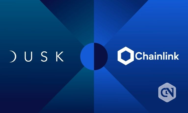Dusk and Chainlink Consolidate to Achieve Privacy for DeFi - CryptoNewsZ