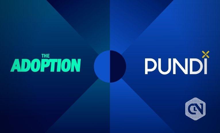 Pundi X Labs Partners with Theadoption.io