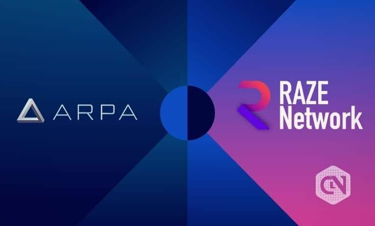 Raze Network and ARPA Announce Strategic Collaboration
