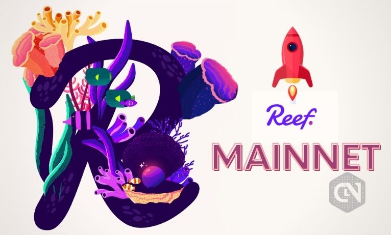 Reef to Launch its First Blockchain Built on DApps