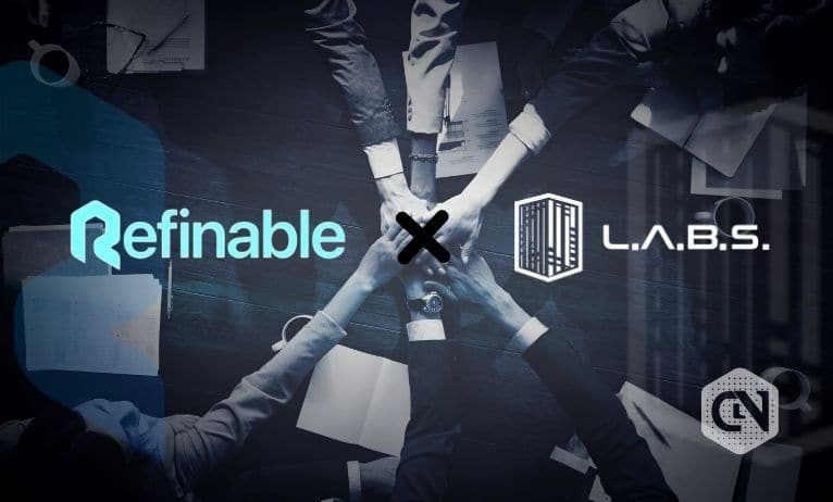 Refinable Partners with LABS Group for NFTs in Real Estate
