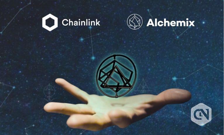 The Progress of Alchemix with Chainlink
