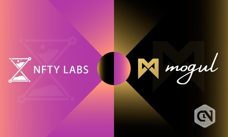 Mogul Productions Enters into a Partnership with NFTY Labs