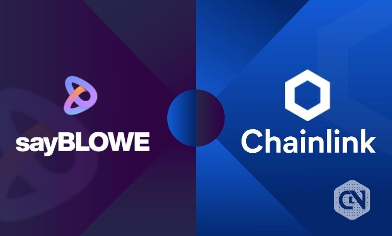 sayBLOWE to Create Hip Hop NFTs via Chainlink Oracle Network