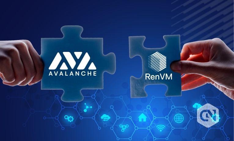 Avalanche Announces a Partnership With RenVM