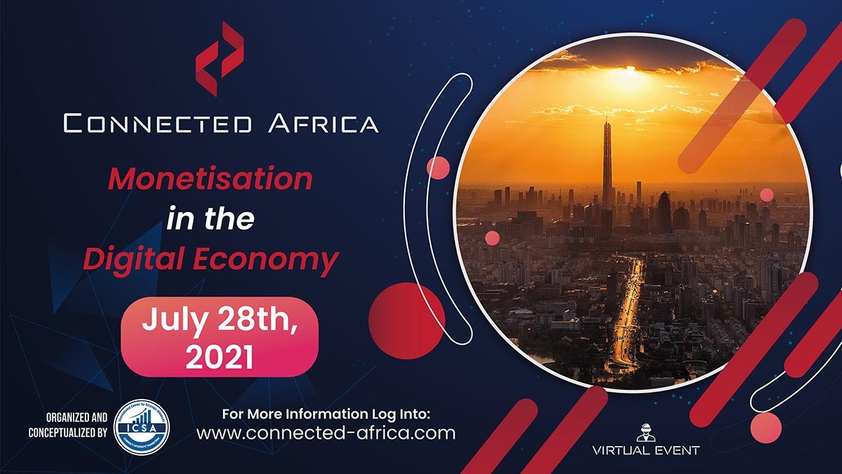 Connected Africa 2021 – Africa's Leading Telecom and Digitization Summit - CryptoNewsZ