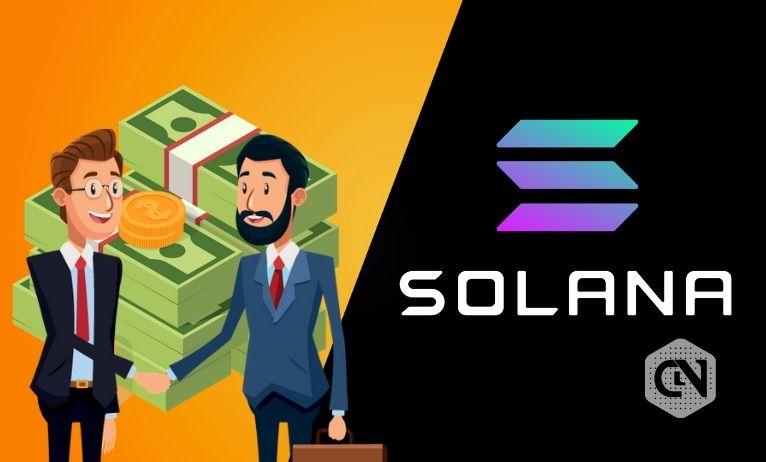 Solana Seeks to Fast-Forward Blockchain By Raising $314 Million