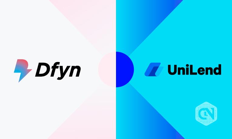Unilend and DYFN Partner Up to Revolutionize DeFi on Polygon