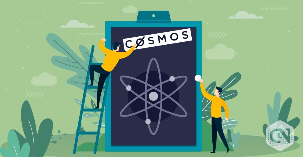 Cosmos (ATOM) Facing Resistance at 200 EMA