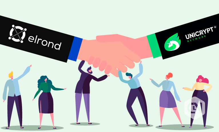 Elrond Network Collaborates With Unicrypt