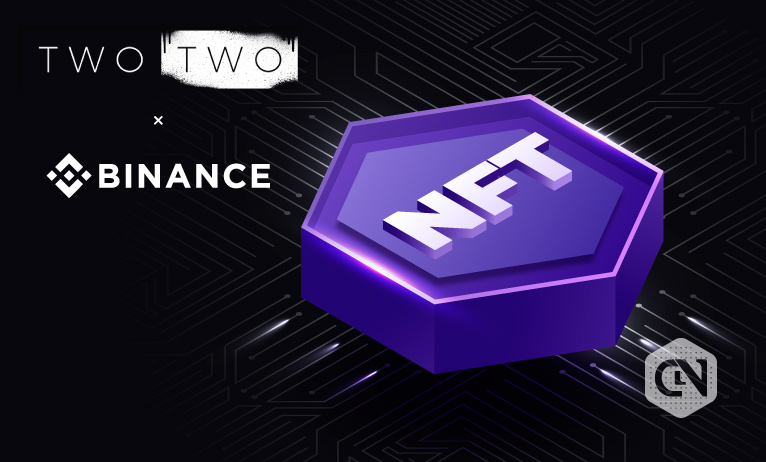 TWO TWO Partners with Binance