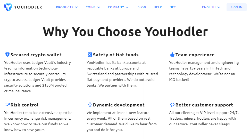 YouHodler Reviews - Why Choose YouHodler?