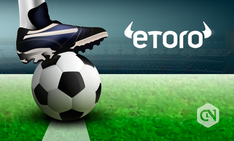 Aston Villa have signed a deal with eToro to become the club's primary sponsor.