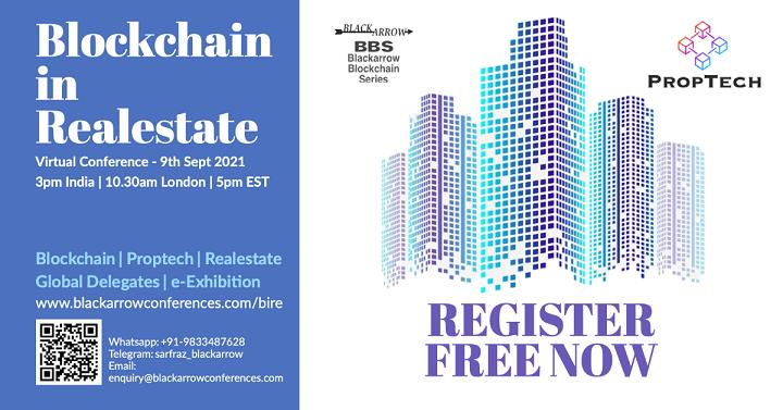 Blockchain 2021 in Real Estate
