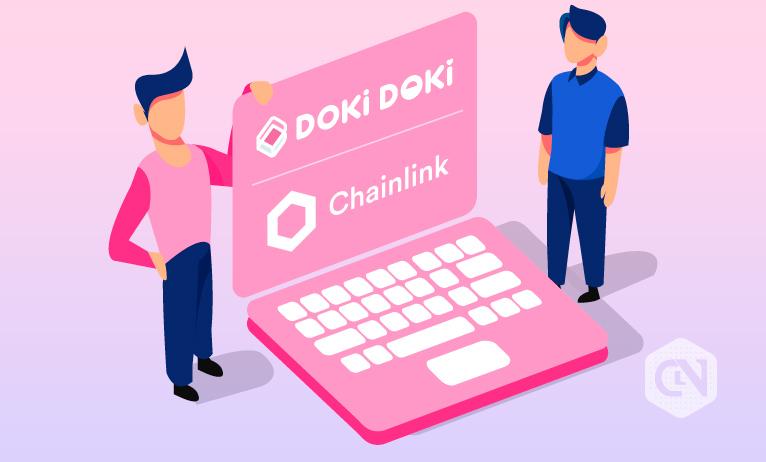 Doki Doki Assimilates Chainlink VRF for NFT Gachapon Machine