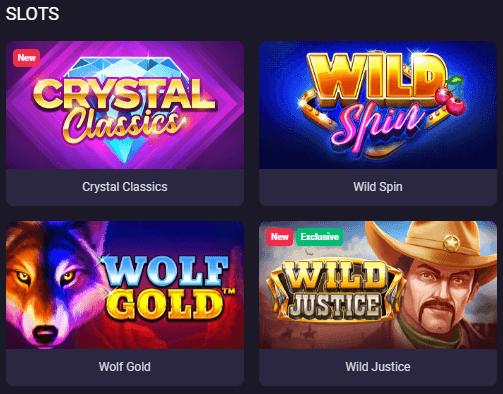 Slots Games by BitStarz
