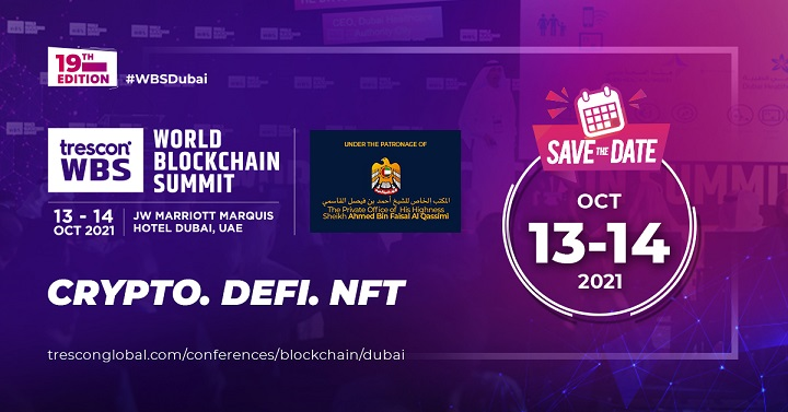 19th Global Edition of World Blockchain Summit
