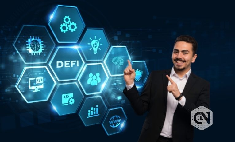 Glacier Integrates Chainlink Price Feeds for CeDeFi Operations